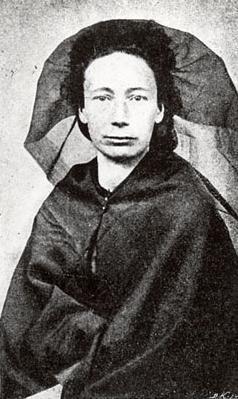 Louise Michel Archive Women In History Portrait History