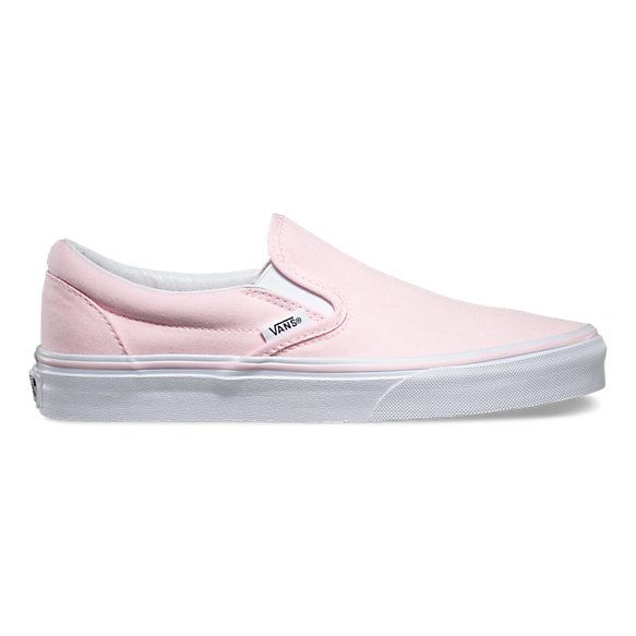 e87f5bd060b4 The Classic Slip-On features sturdy low profile slip-on canvas uppers