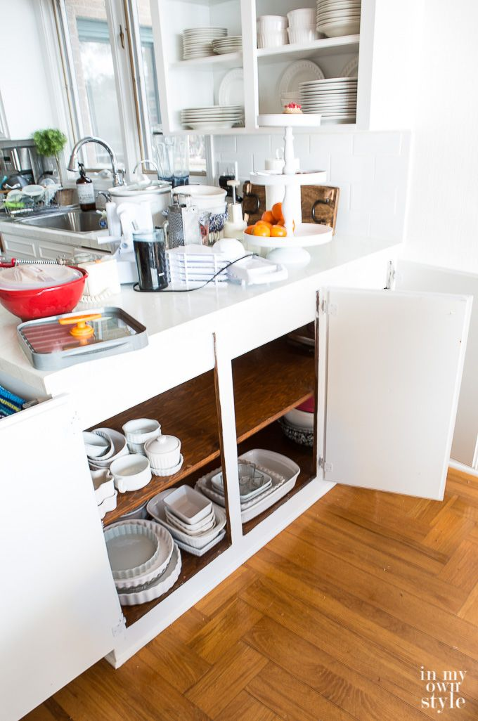 Home DIY projects to do on a winter afternoon Organizing Your