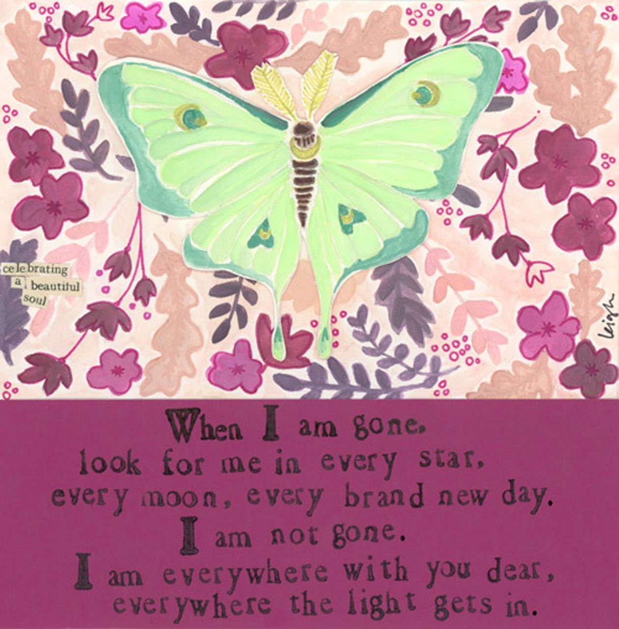 Buy Now Curly Girl Design Greeting Card When I Am Gone Httpwww