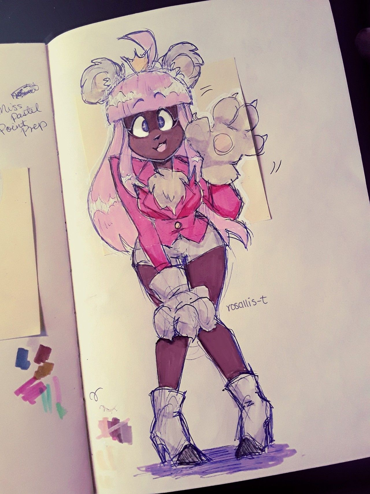 Ecchi Girl, Furry Art, Kos, Art Girl, Cool Art, Awesome Art