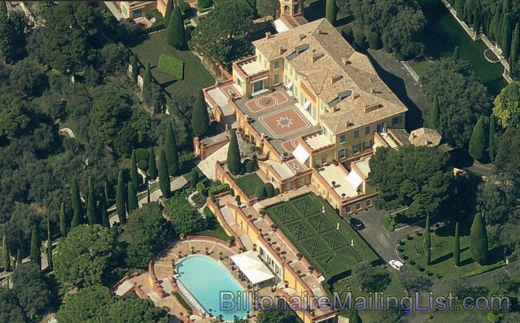 Image result for Villa Leopolda, Villefranche-sur-mer, France