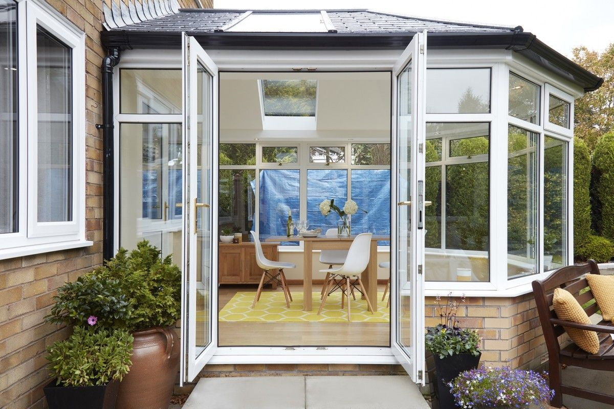 The Ultraroof Will Provide You With An Interior Space That Is Light Bright Warm And Comfortable Conservatory Roof Tiled Conservatory Roof Conservatory Cost