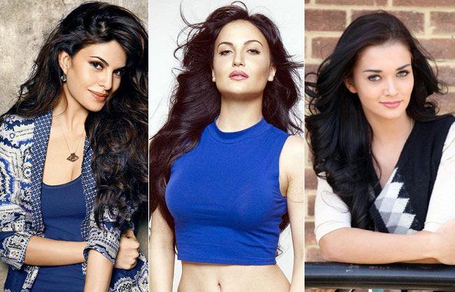 Housefull 3 Lady Cast Jacqueline Elli Amy Bollywood News