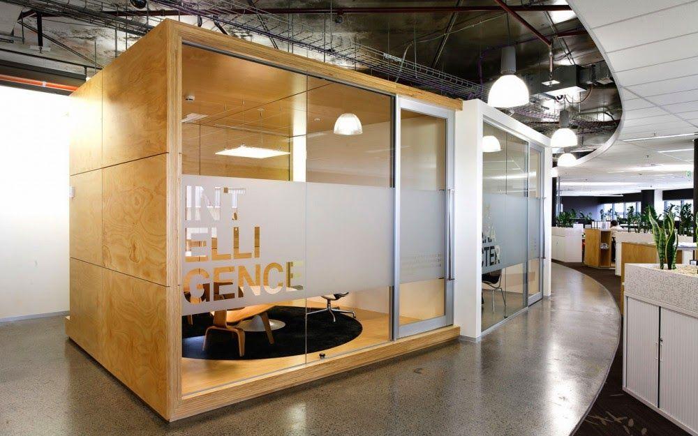Tu interiorista oficinas originales 2 cerveseria for Diseno de oficinas corporativas
