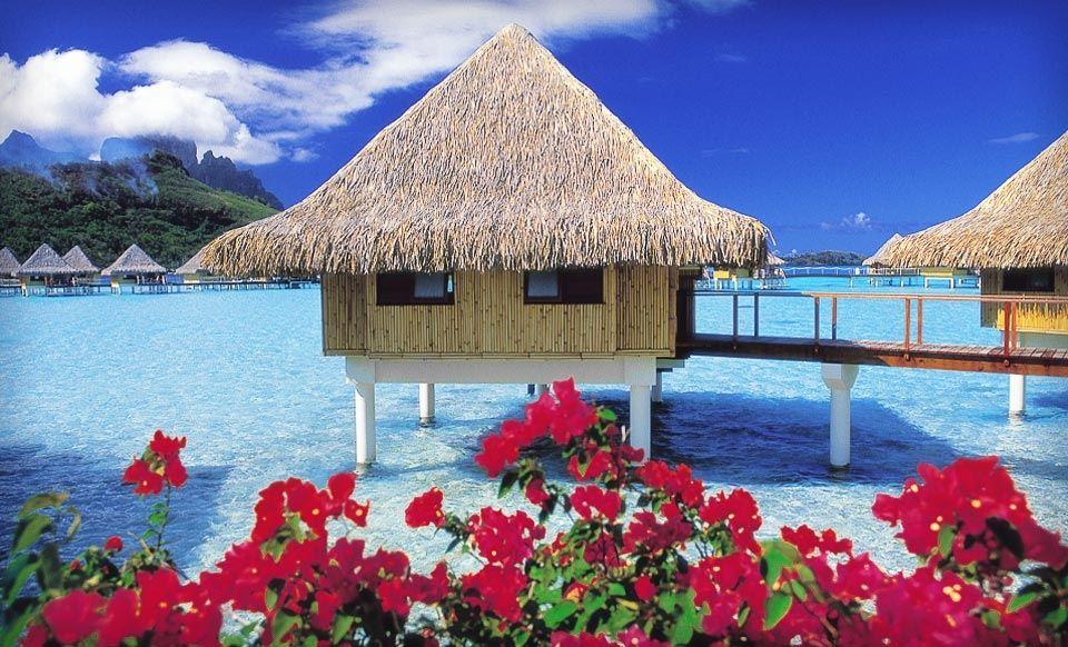 Tahiti = one day