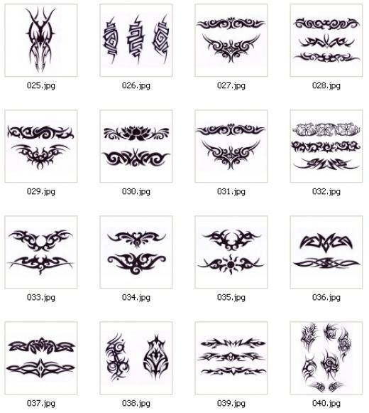 Tribal Tattoo Design Symbolism And Meaning3 Bodysstyle Tattoo
