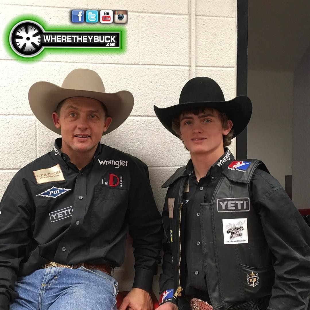 The Wright Boys Boy S Father And Son Cody Wright Left