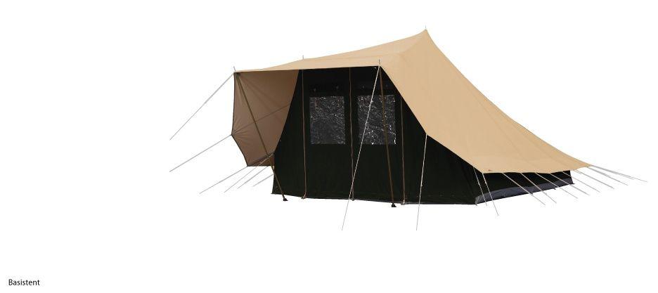 De Waard Tenten - Lepelaar groen