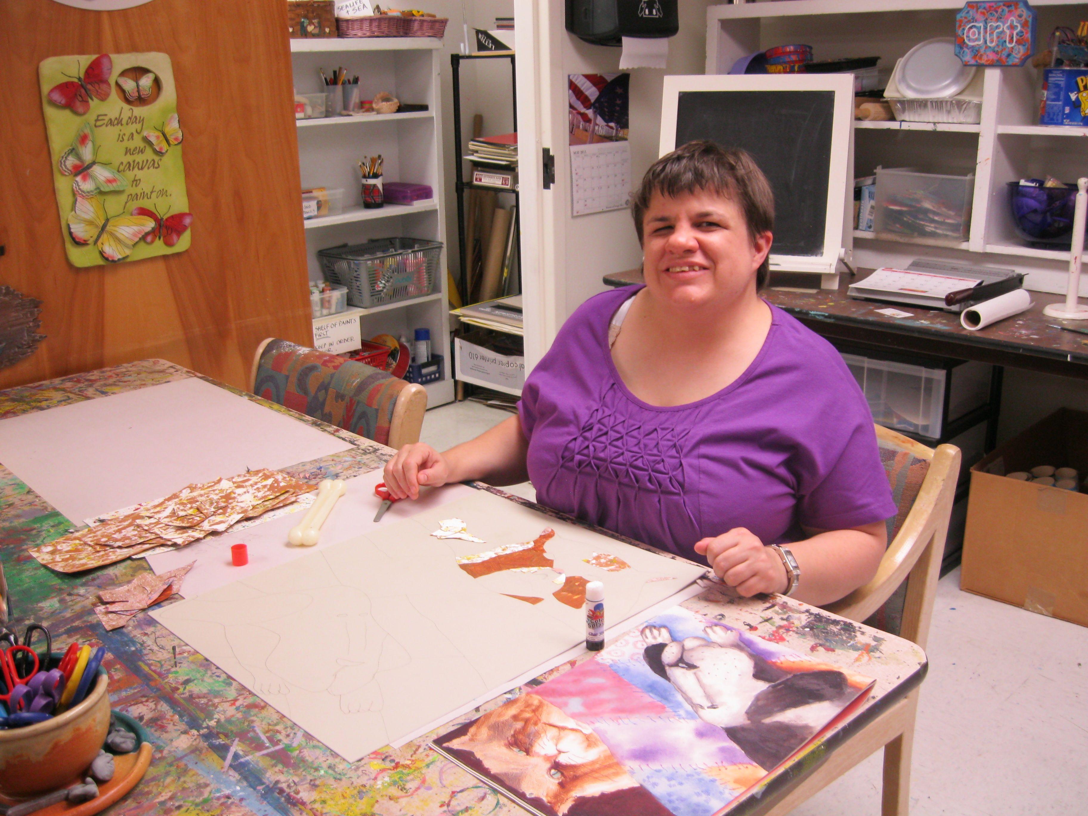 Art Disabilities