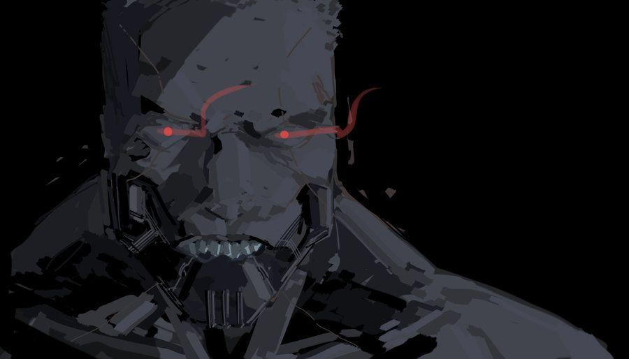Burning Star assault program, unit 03 by xshaunx.deviantart.com on @deviantART