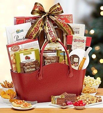 how to make elegant gift baskets