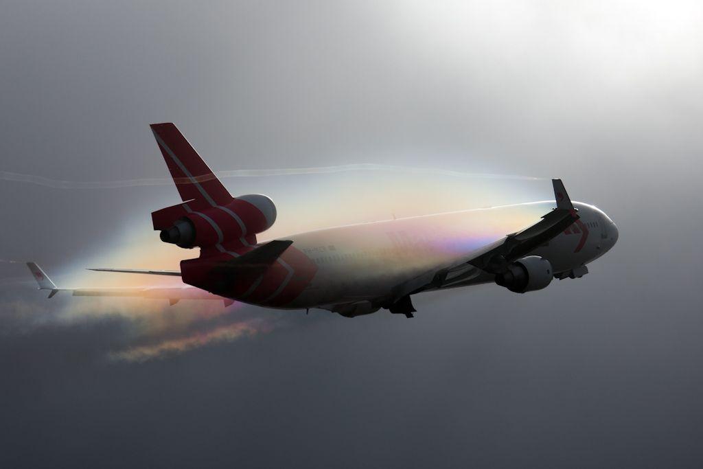 Martinair Cargo MD-11 freighter