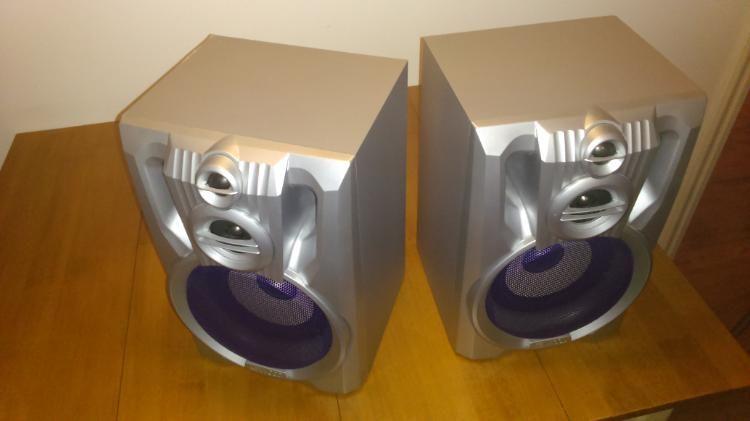192) Kenwood Lautsprecherboxen, 2er Pack, Preis 19€ VERKAUFT!!!