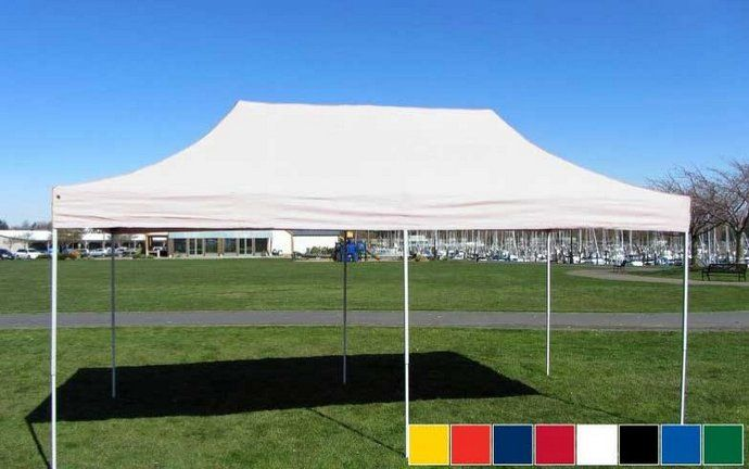 Colores de carpas plegables de 3x6 port tiles Carpas plegables baratas