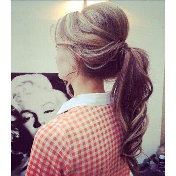 1950 ponytail now | Fashion Awareness 1 Part 2 | Pinterest ...