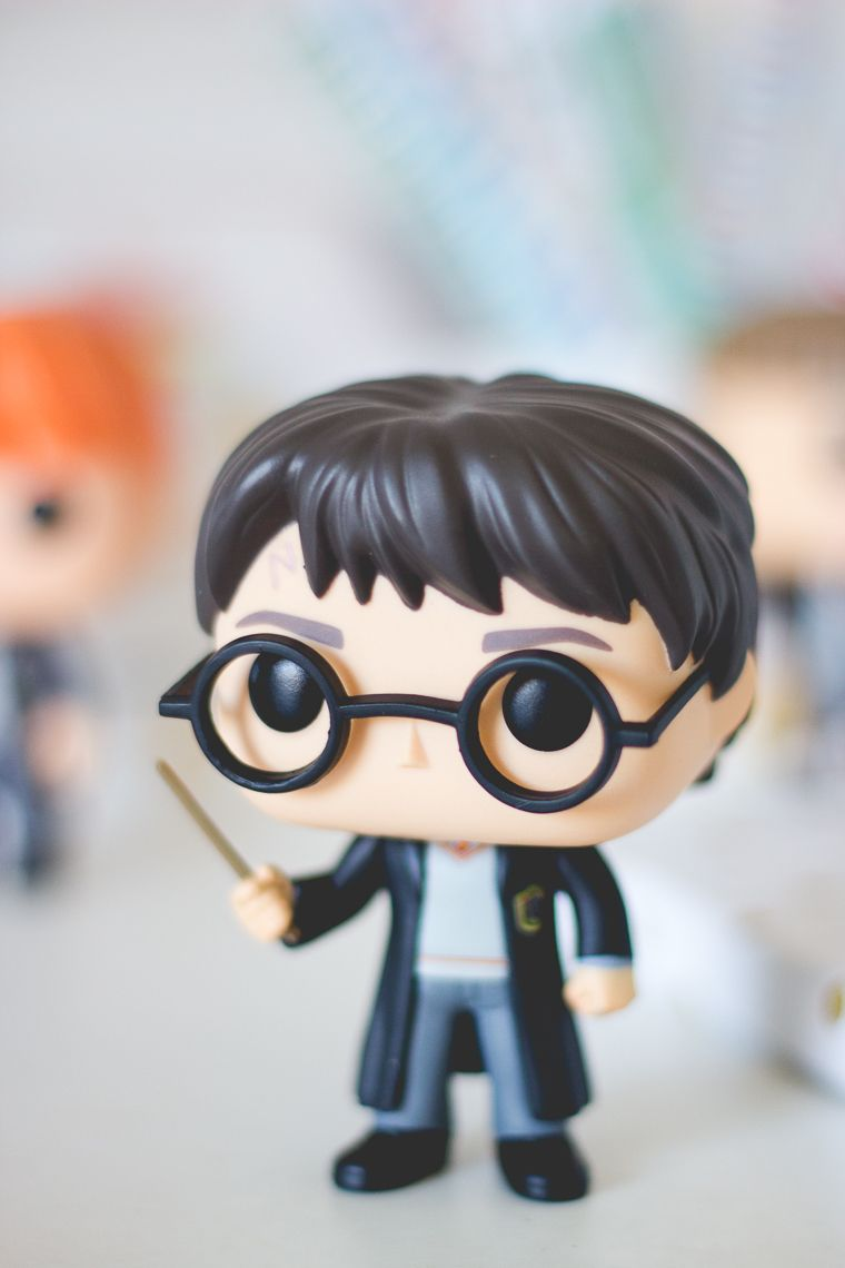 Comprar Libros Harry Potter Baratos Funko Pop Harry Potter Hermione Ron Snape E Voldemort Harry