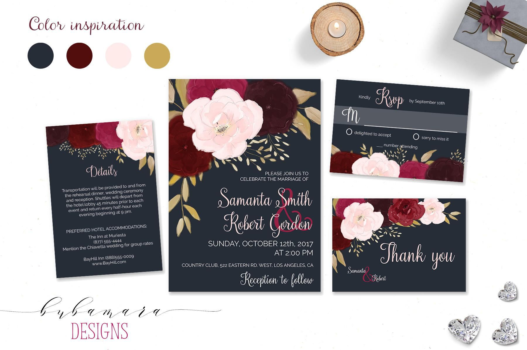 Wedding Invitation Card Blank Wedding Invitation Card – Blank Wedding Invitation Card Stock