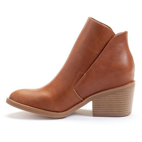 f844ae8ad6cc Apt. 9 Women s Hidden Wedge Ankle Boots