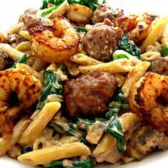 recipe: italian sausage and shrimp recipes [25]
