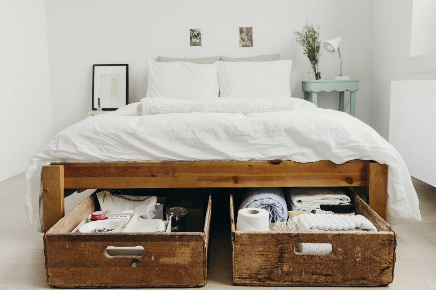Trending On The Organized Home Small Space Living Minimalist