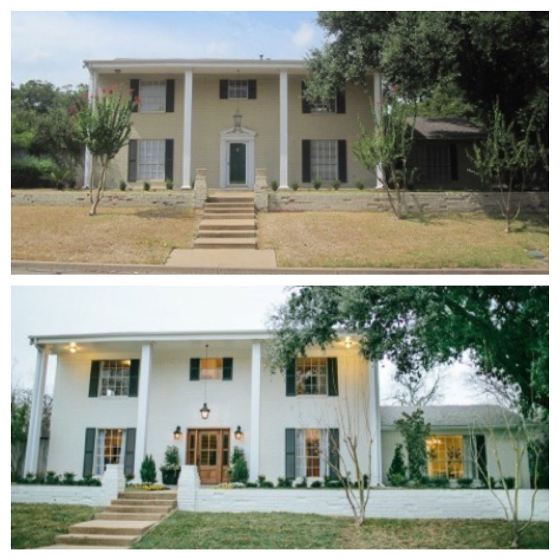 We Bought a Fixer Upper (and BOY do I mean a fixer upper ...  |Fixer Upper Before And After