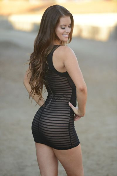 Sexy skin tight dress