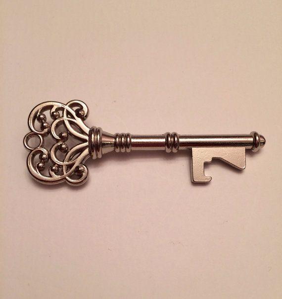 Old Fashioned Key Bottle Opener