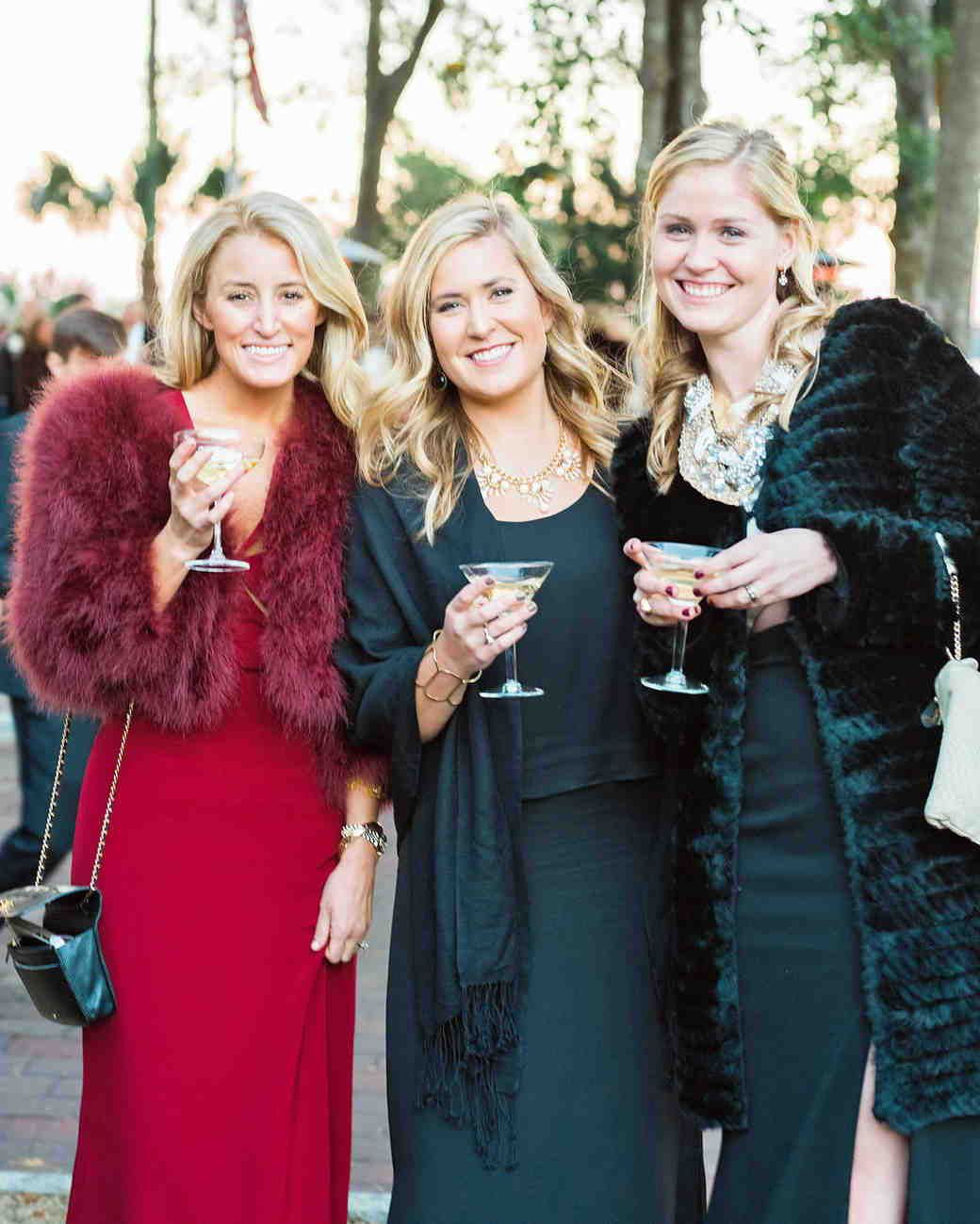 20 Seasonal Outfit Ideas for Winter Wedding Guests