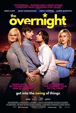 Watch The Overnight Full-Movie Streaming