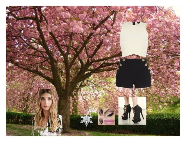 """""""Day at the Park"""" by qetsiyah99 ❤ liked on Polyvore"""