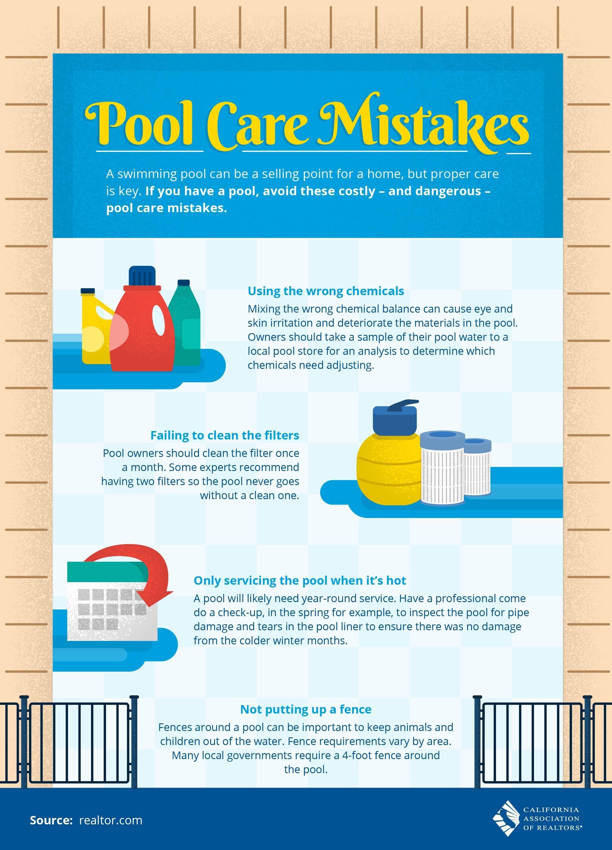 Do S And Don Ts Of Pool Care I Had No Idea Pool Care Swimming Pool Maintenance Swimming Pools
