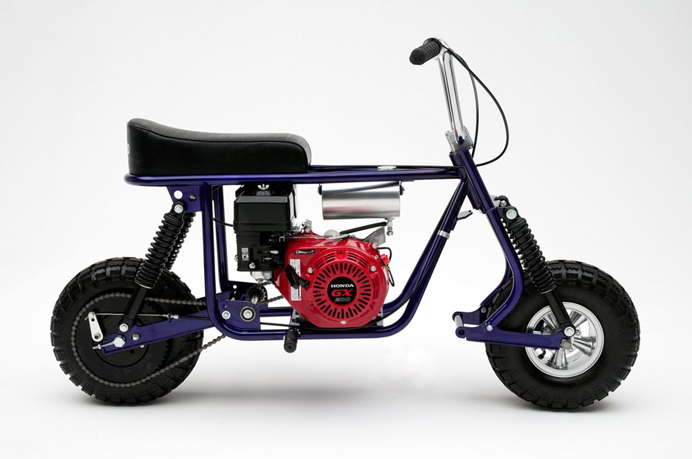 Taco Mini Bikes The Ultimate Mini Bike Of The 1960 S Is Back