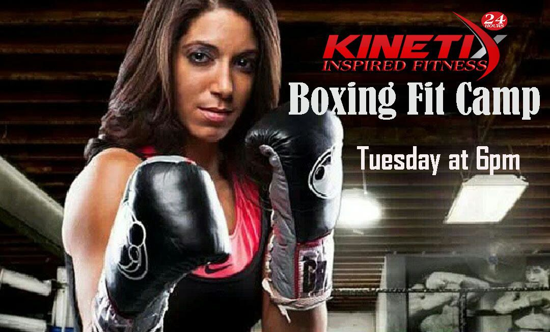 On Tuesday At Kinetix Inspired Fitness Noemi Bosques Is Hosting Another Free Boxing Fit Camp At Kinetix Inspired Fitness No Fitness Pilates Class You Fitness
