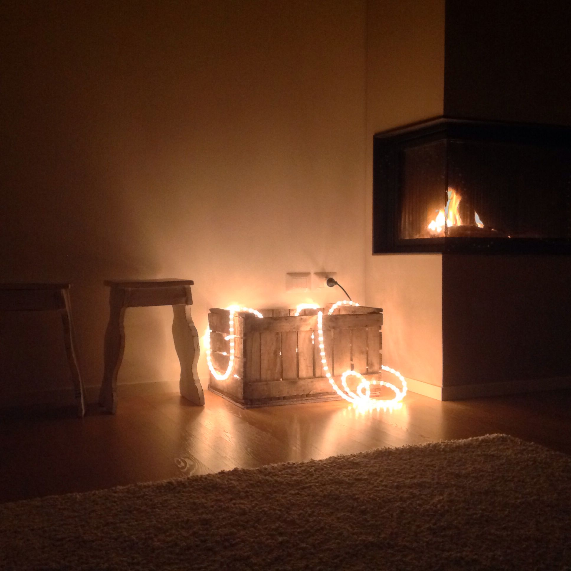 dp giuliadaponte project private villa fireplace light wood