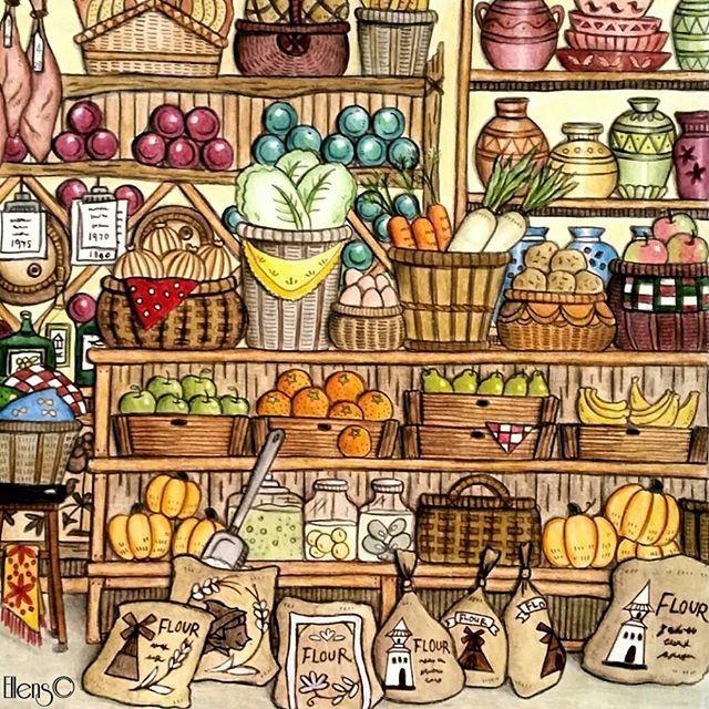Grocery Store Eriy
