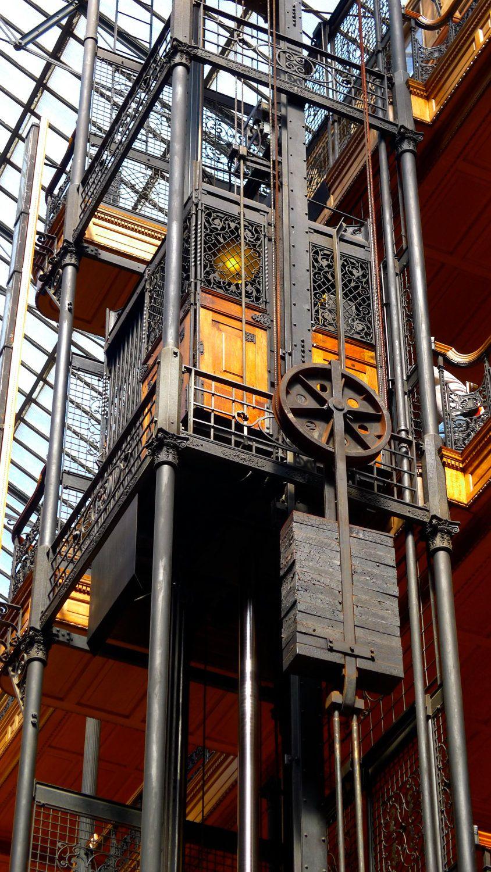 Bradbury Building Photo Beautiful Architecture 15 In