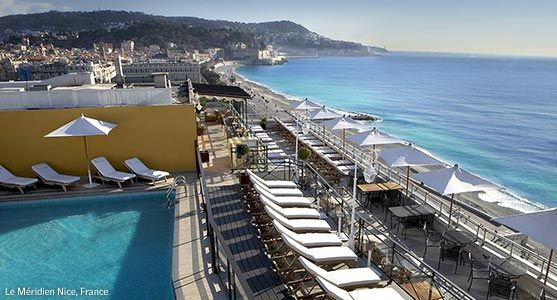Amazing Rooftop Pools Around the World (PHOTOS Rooftop pool, Nice - hotel barcelone avec piscine sur le toit