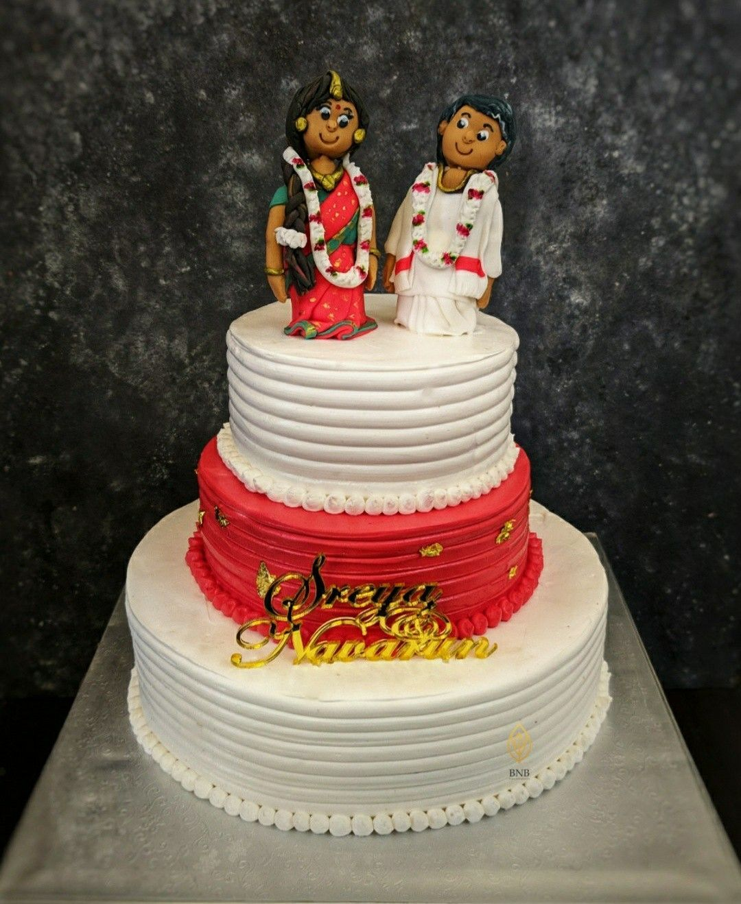 Bengali Wedding Anniversary Cake In 2020 Wedding Cake Options 25 Anniversary Cake Cake