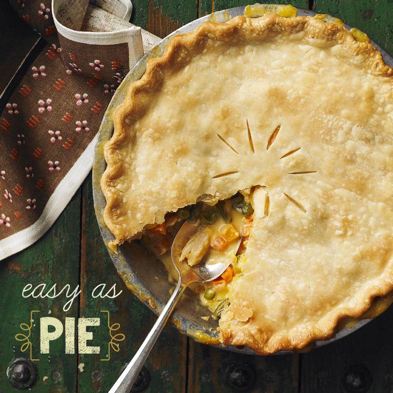 ... pie recipes yummy recipes recover turkey pot pies turkey dishes meat