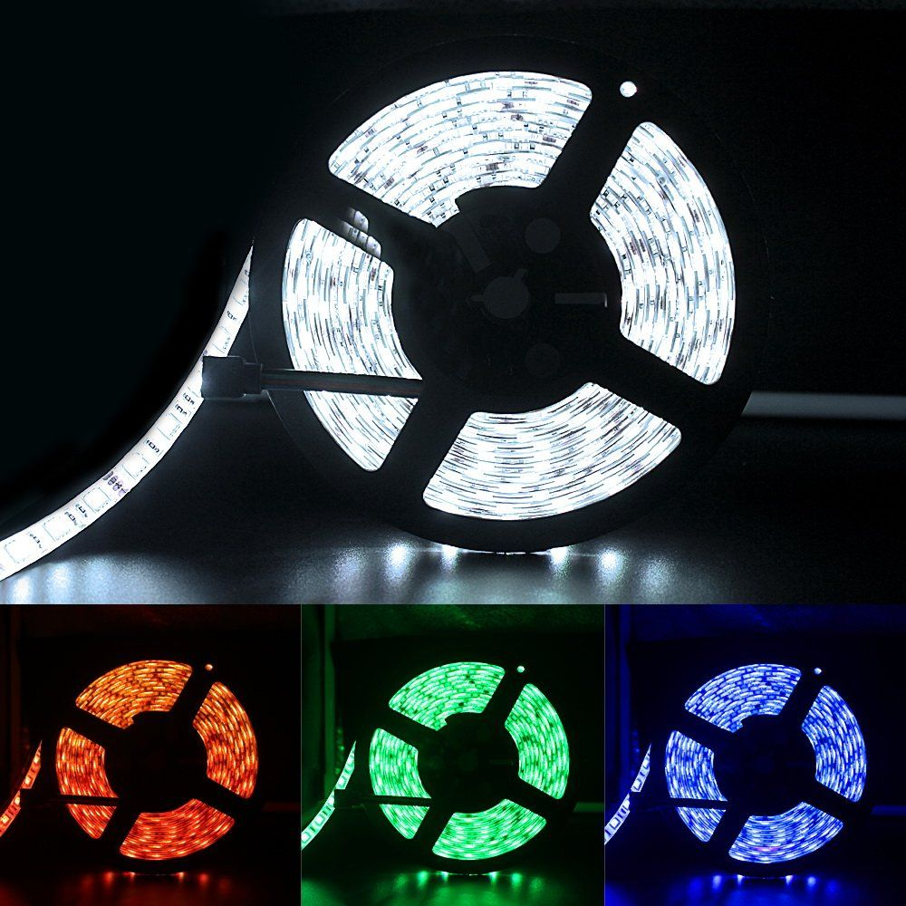 Solarphy 164ft 5m led strip light waterproof smd 5050 rgb 300 solarphy 164ft 5m led strip light waterproof smd 5050 rgb 300 leds flexible aloadofball Gallery