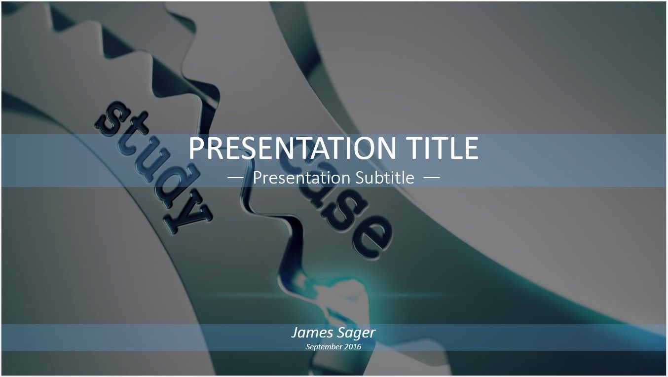 Case study powerpoint template free powerpoint templates pinterest free case study powerpoint template by sagefox choose from thousands of quality templates with no fees or registration required toneelgroepblik Images