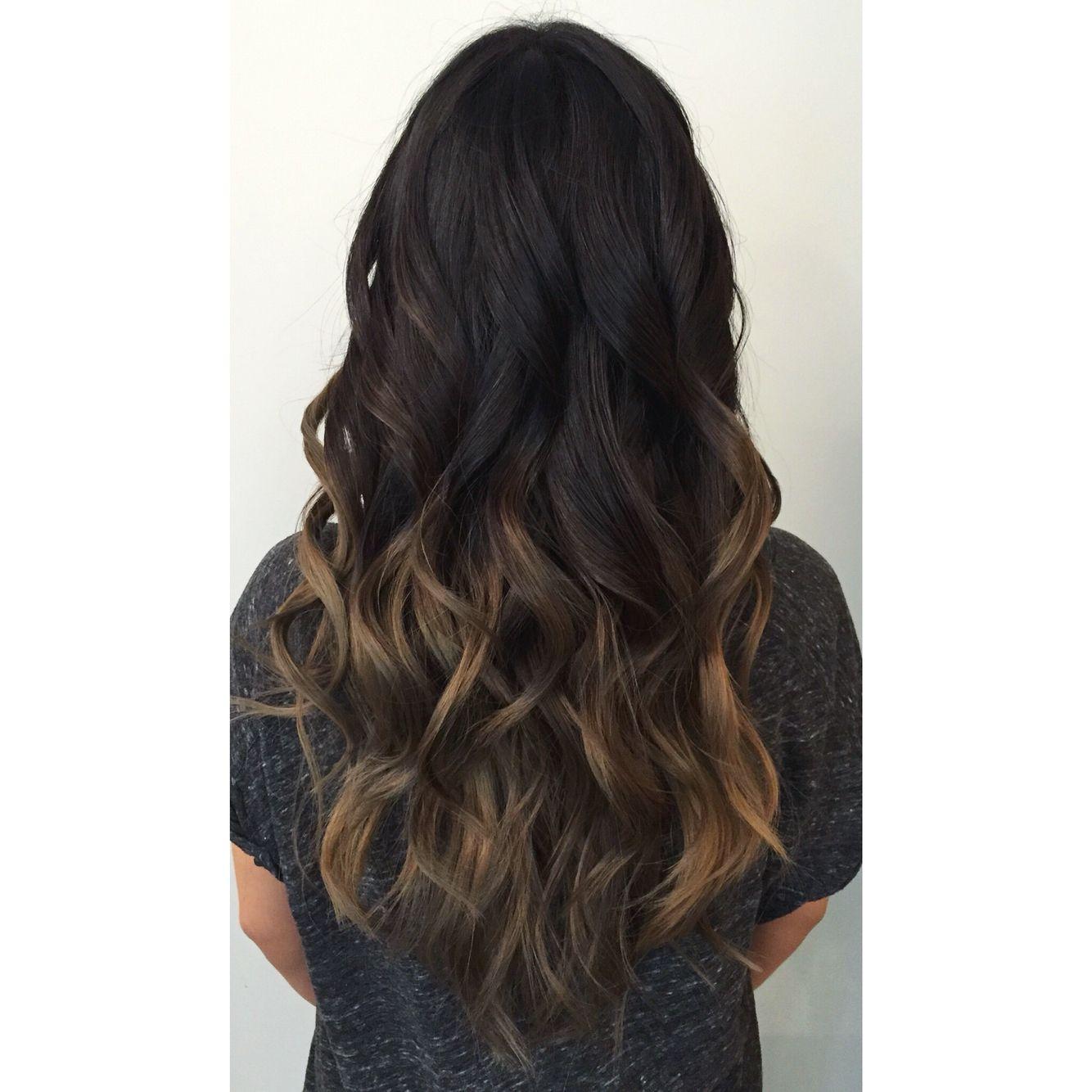 By Hollylikeshair In Portland Or At Blueprint Modern Hair Beach Waves Balayage Blonde Highlights Ash Bru Modern Hairstyles Long Hair Styles Hair Styles