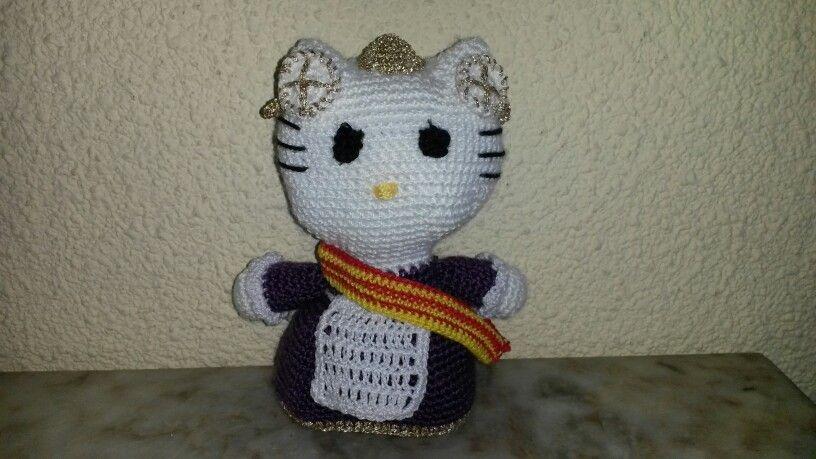 Hello kitty fallera patrón gratis en patrones amigurumies.blogspot ...