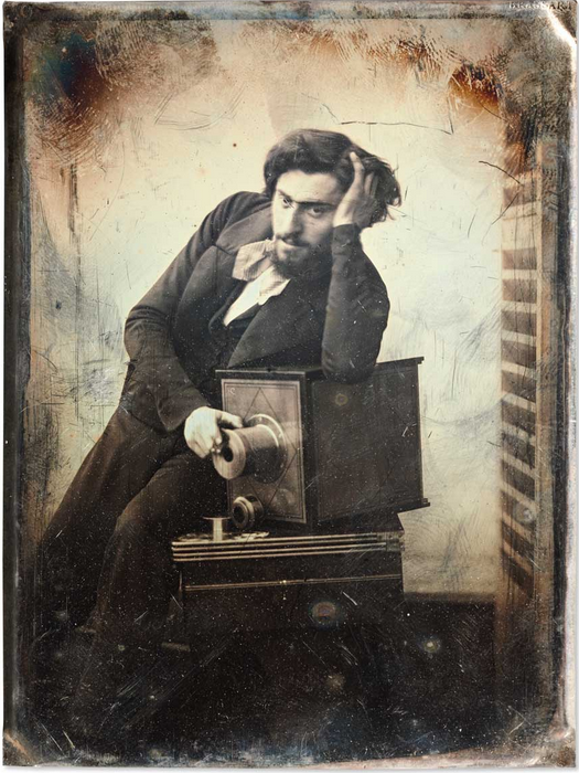 Attributed to auguste mestral 1812 1884 gustave le - Le photograph ...
