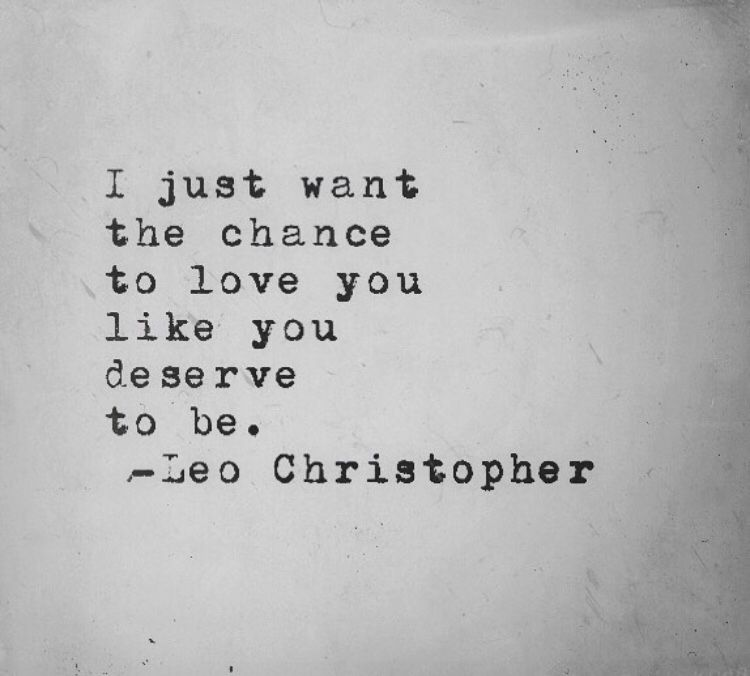 Give Me A Chance Love Quotes Love Quotes Quotes Chance Quotes