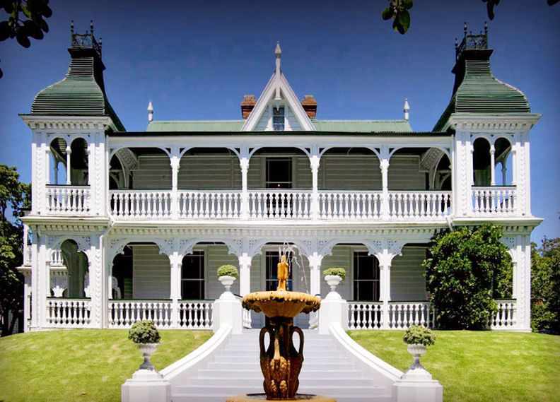 Alberton House An Iconic Mt Albert Heritage Venue For Garden Weddings And Wedding