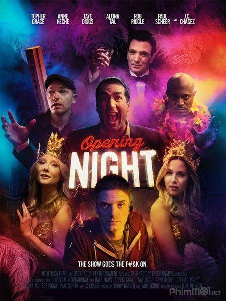 Phim Đêm mở màn