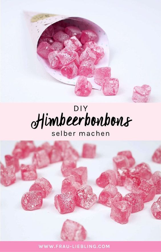 Photo of Recipe: Just make raspberry sweets yourself
