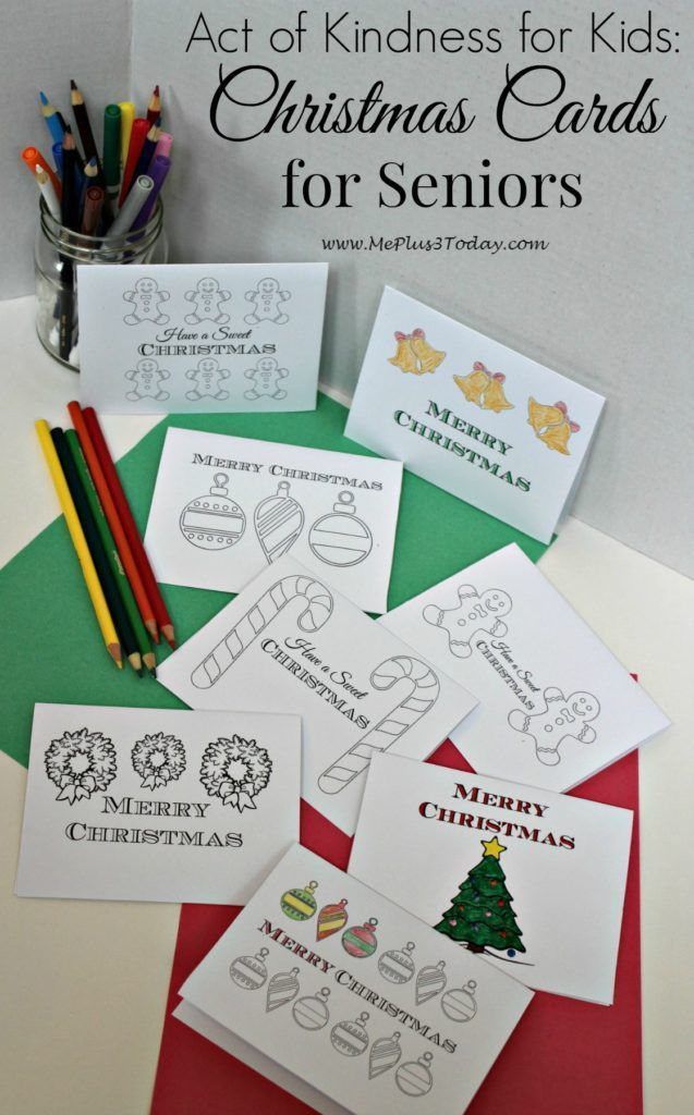 Use Christmas Coloring Pages To Spread Kindness